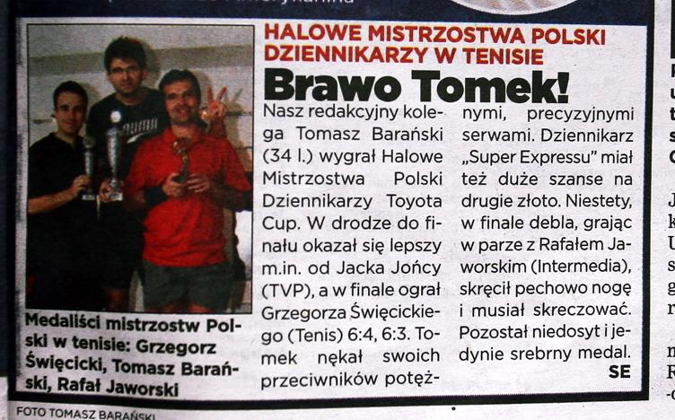 Brawo Tomek